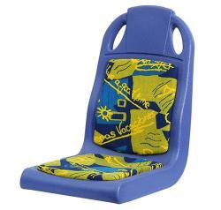 吹塑椅JS008带软垫