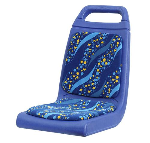 吹塑椅JS009带软垫