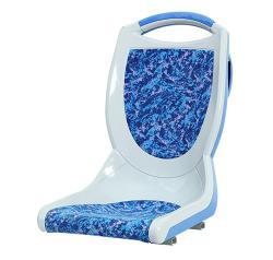 注塑椅JS027带软垫